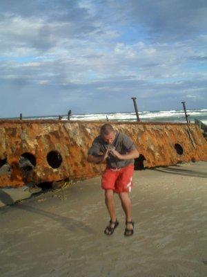 Maheno Ship Wreck 2