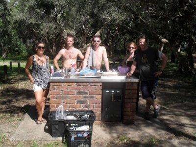 Fraser Island BBQ
