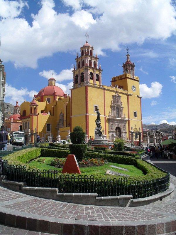 Guanajuato Church