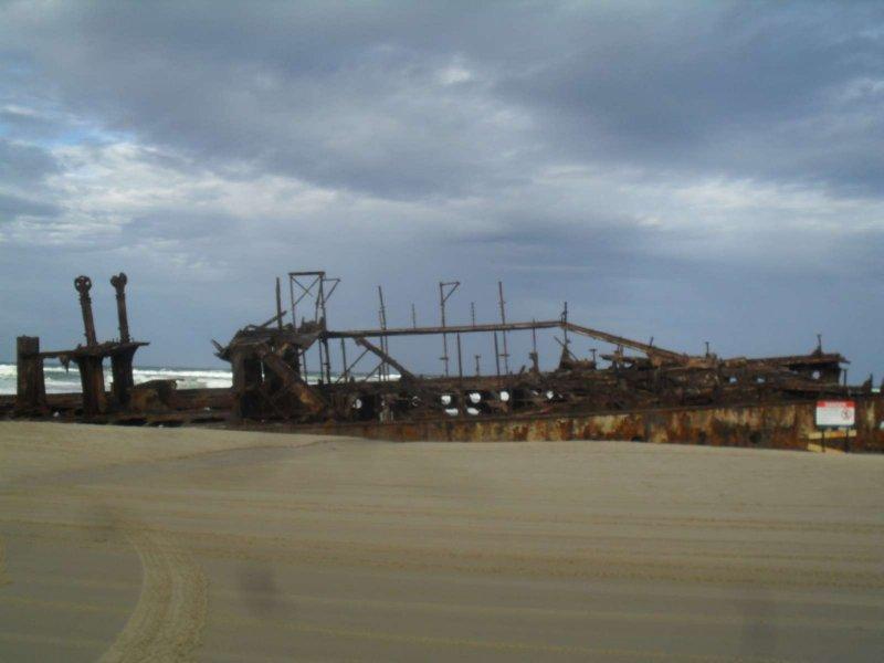 Maheno Ship Wreck 35