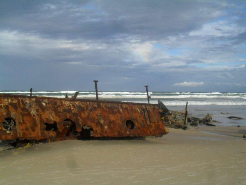 Maheno Ship Wreck 34