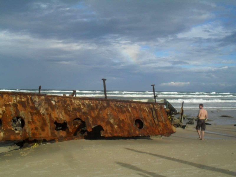 Maheno Ship Wreck 31