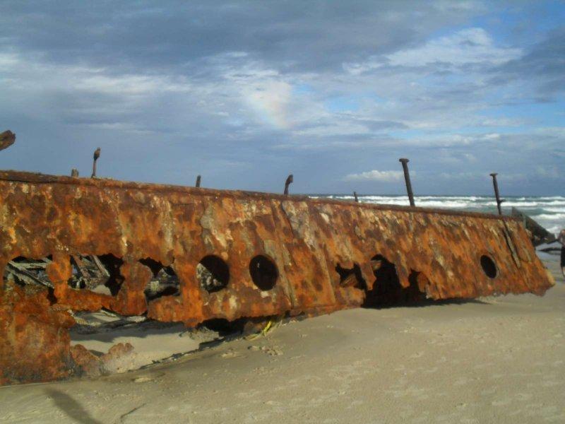 Maheno Ship Wreck 26