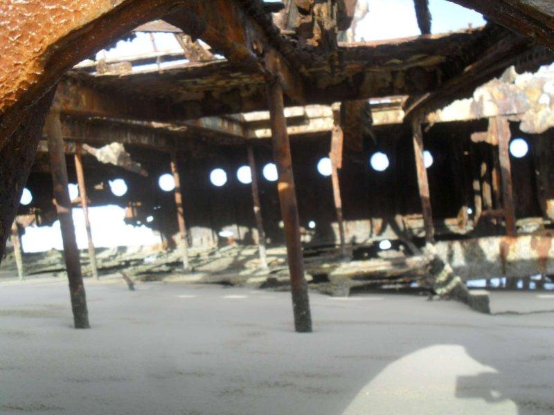Maheno Ship Wreck 23