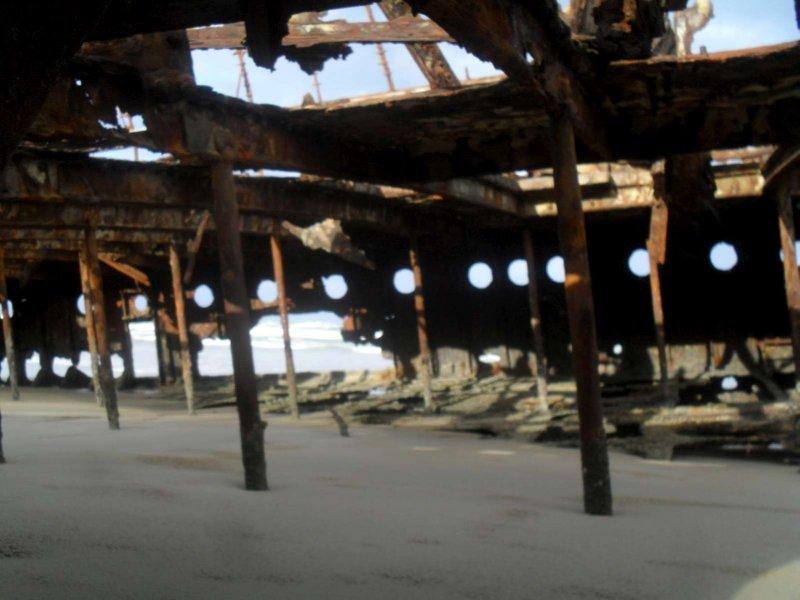 Maheno Ship Wreck 22