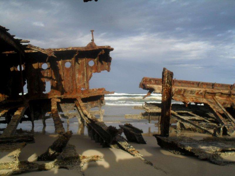 Maheno Ship Wreck 19