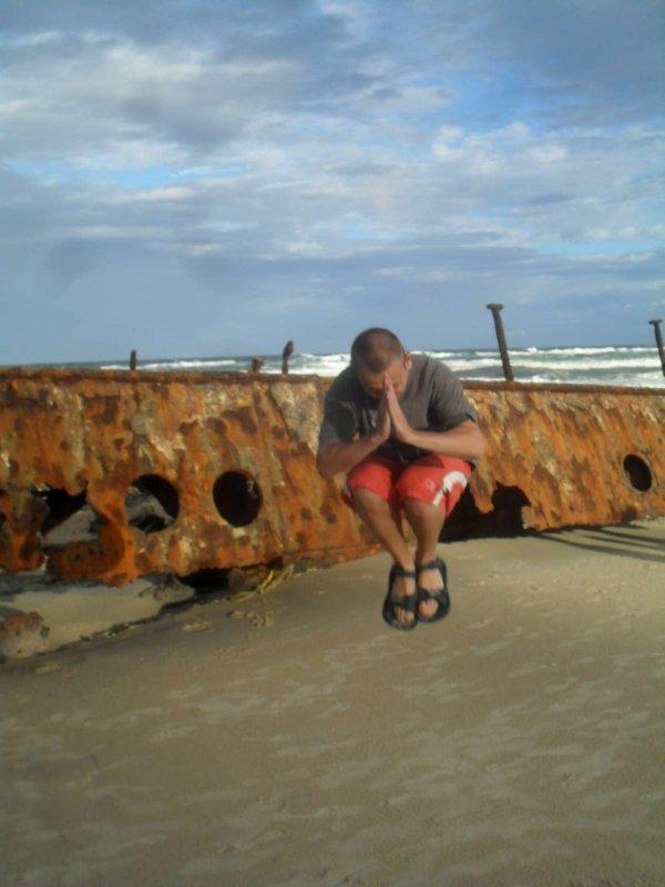 Maheno Ship Wreck 3