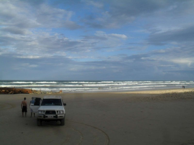 On the road/beach again 2