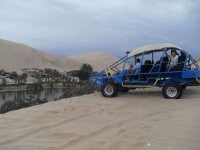 Buggy and Huacachina
