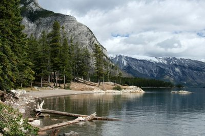 Lake Minnewanka