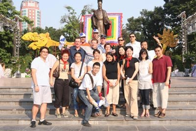 Ly Thai To Statute in Hanoi_Asia Top DMC