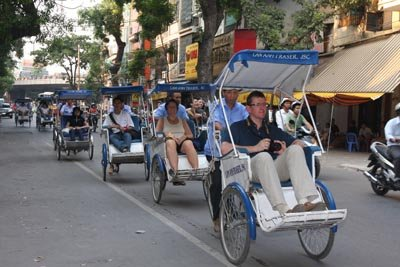 Cyclo Tour in Hanoi_Asia Top DMC