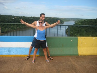 Border Crossing Iguassu