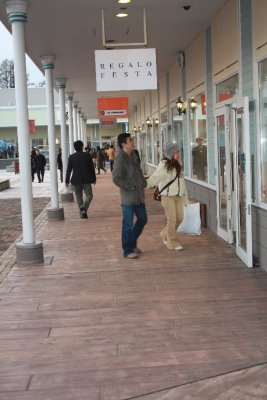 At Chitose Outlet Mall Rera