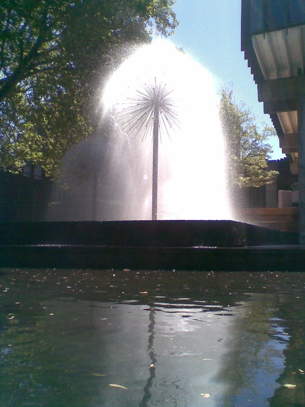 Dandaline  Fountain