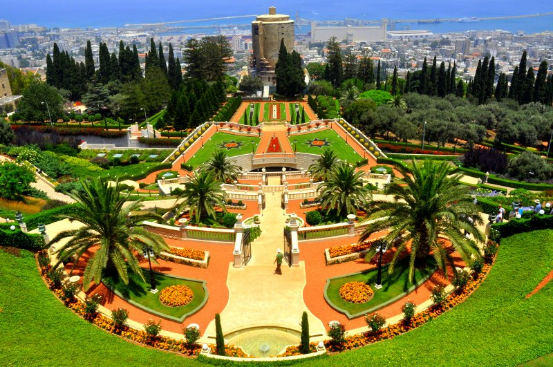 The Baha&#39;i Garden