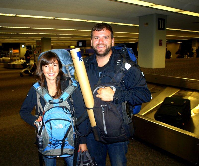 November 22nd, 2010 - Back home!