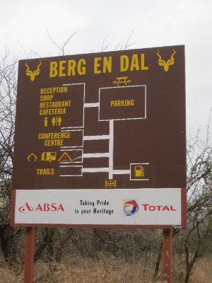 The Berg en Dal rest camp