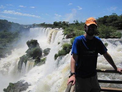 Upper Falls (and me)