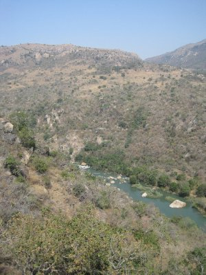 The Komati River