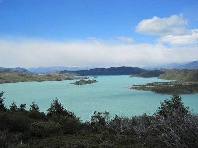 The Pristine Waters of Lago Pehoe