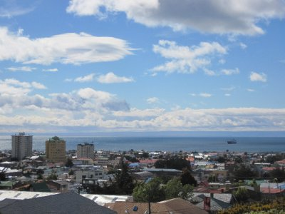 Vista of Punta Arenas