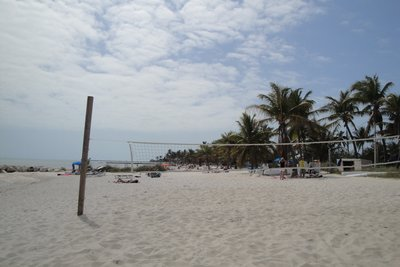 Volleyball, Key West Style