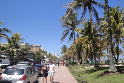 I´m in Miami Beach! (lame t-shirt)