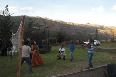 Volleyball in the Valley