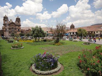 Goodbye Cusco