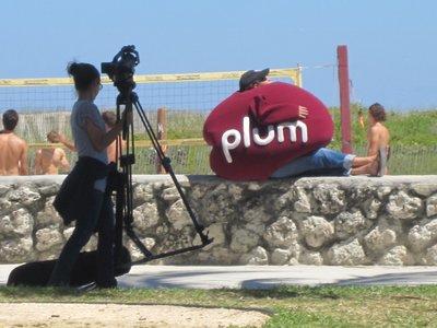 Plum!