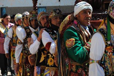 Fiesta in Pisac