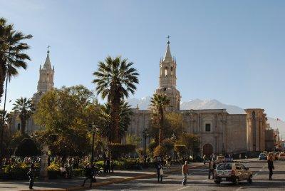 Arequipa Plaza