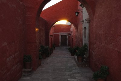 Monastery Archway