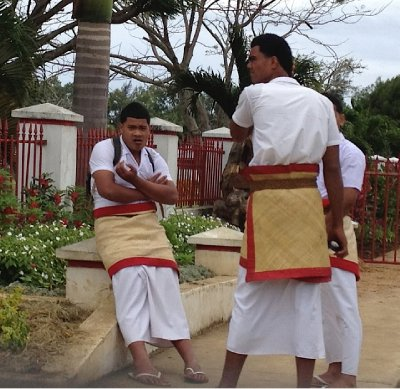 Tonga   2012