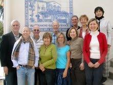 Classmates, Institut de Francais    April, 2012