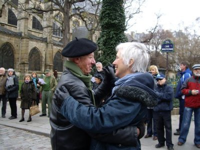 Doug and Heather, Paris February, 2011