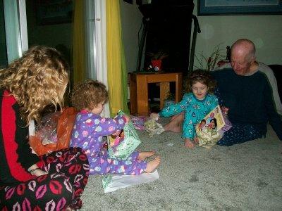 En famille Xmas 2010 #2