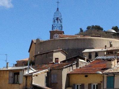 En route to Digne Les Bains   2012