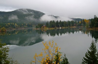 En route to Quesnel, 2011