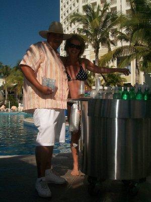 Fun and games in Mazatlan, 2010