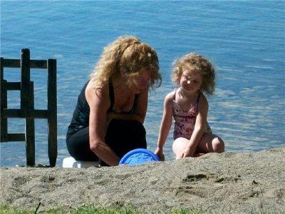 Grandma and kenzie, 2010 #2