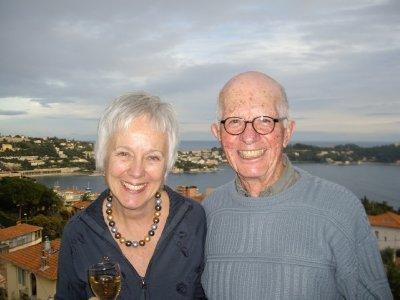 Heather and Doug