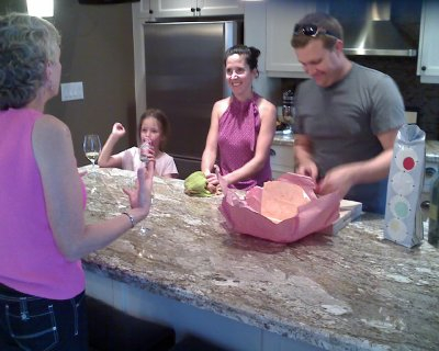 Linda,Riley,Shannon & Kyle