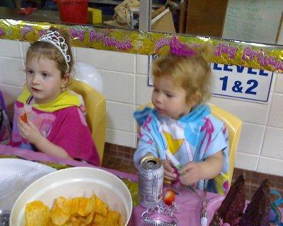 Makenzie's fourth birthday        October 2010 006