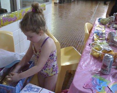 Makenzie's fourth birthday        October 2010 014
