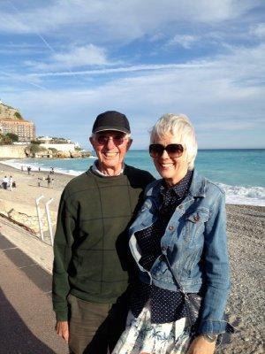 Promenade des Anglais, Nice, 2012
