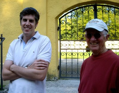 Tait & Doug, Salzburg, 2011