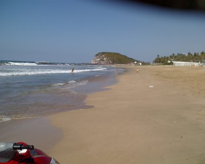 beach mazatlan  2010