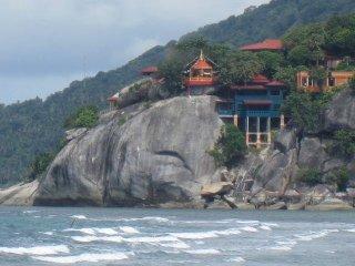 Sea Breeze Hotel on Koh Panange
